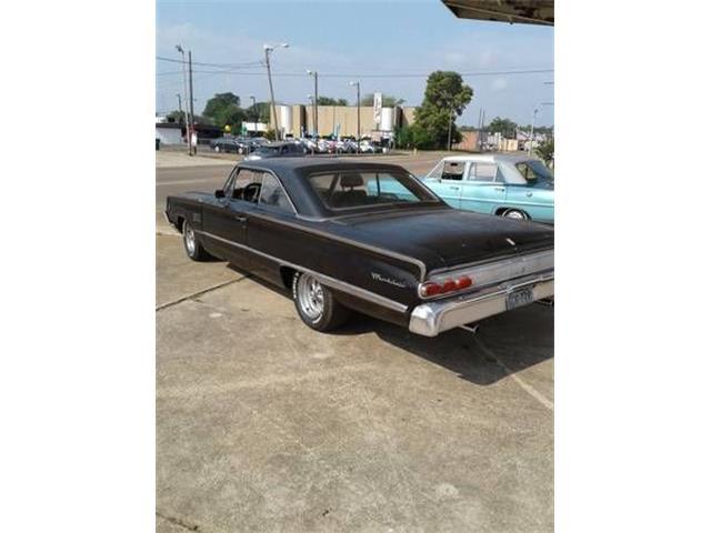 1964 Mercury Marauder (CC-1126677) for sale in Cadillac, Michigan