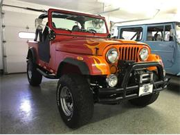 1986 Jeep CJ7 (CC-1126686) for sale in Cadillac, Michigan