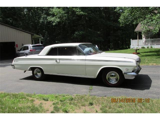 1962 Chevrolet Impala (CC-1126698) for sale in Cadillac, Michigan