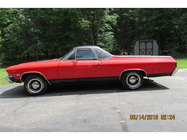 1968 Chevrolet El Camino (CC-1126699) for sale in Cadillac, Michigan