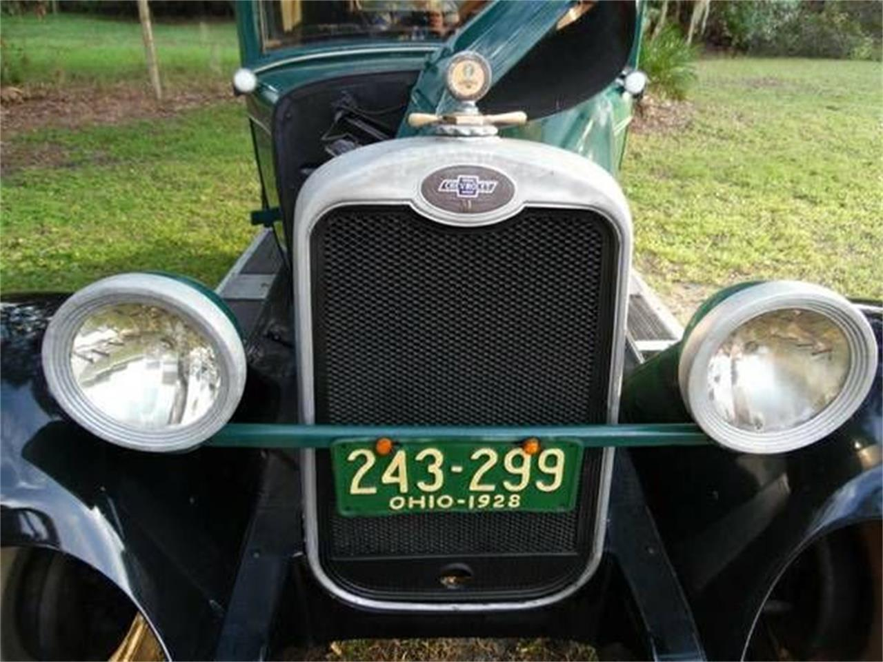 1928 Chevrolet Coupe (CC-1126740) for sale in Cadillac, Michigan