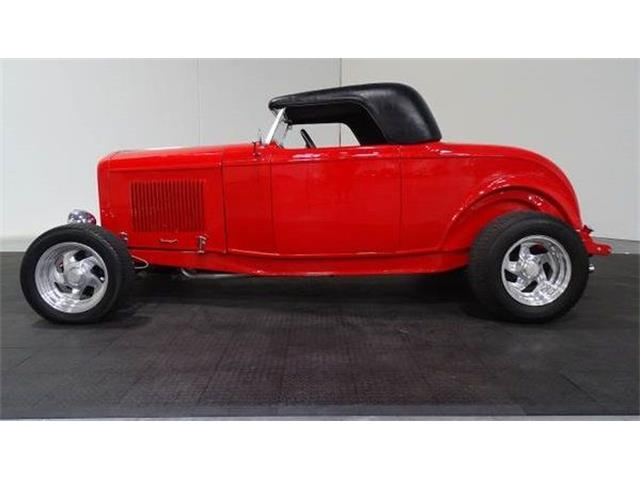 1932 Ford Custom (CC-1126743) for sale in Cadillac, Michigan