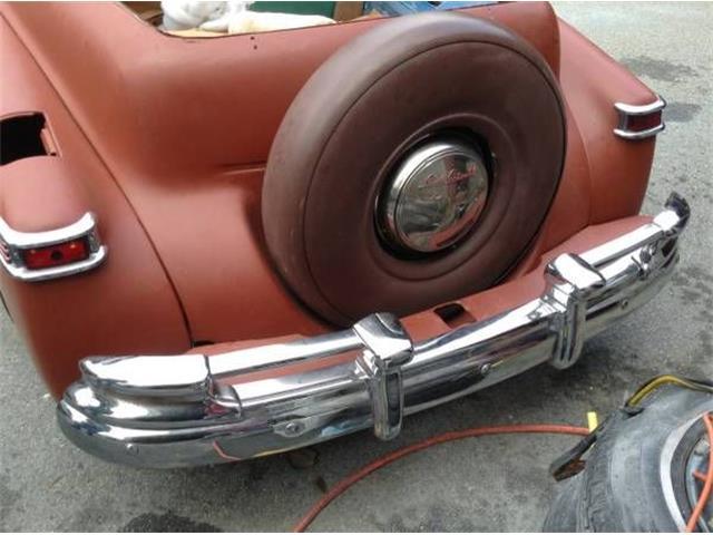 1948 Lincoln Continental (CC-1126748) for sale in Cadillac, Michigan