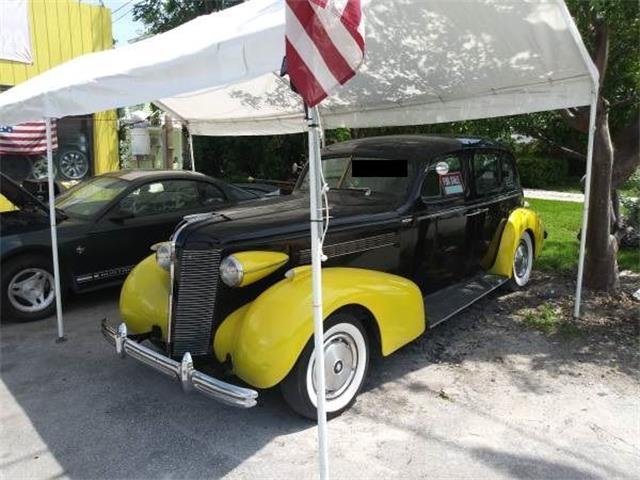 1937 Buick Sedan (CC-1126755) for sale in Cadillac, Michigan