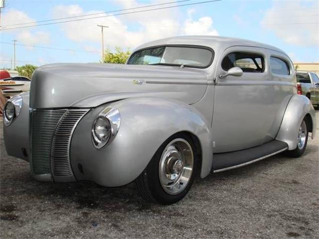 1940 Ford Hot Rod (CC-1126757) for sale in Cadillac, Michigan