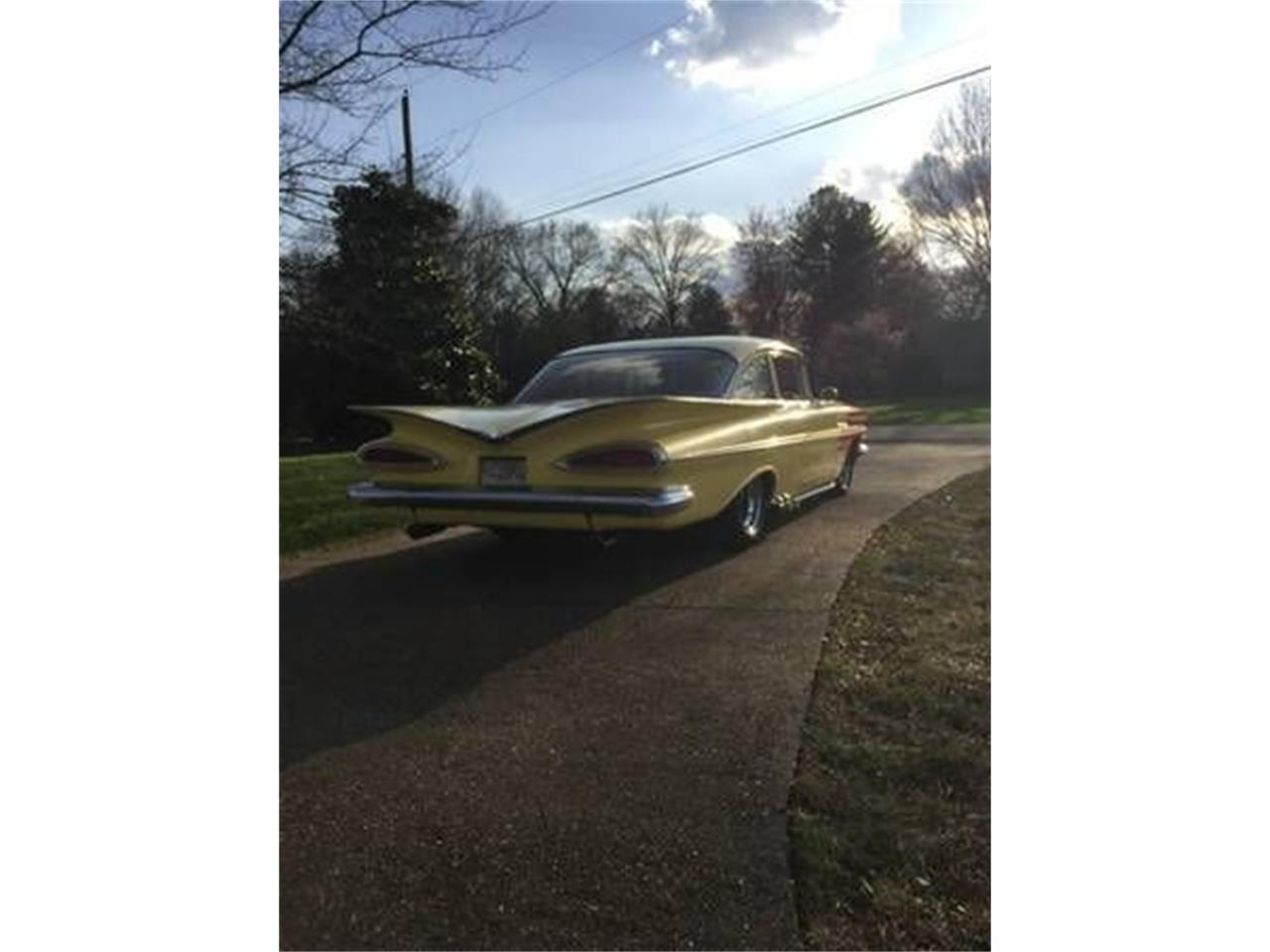 1959 Chevrolet Bel Air (CC-1126759) for sale in Cadillac, Michigan