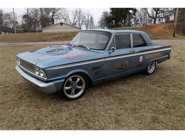 1963 Ford Fairlane (CC-1126771) for sale in Cadillac, Michigan