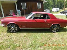 1968 Ford Mustang (CC-1126773) for sale in Cadillac, Michigan