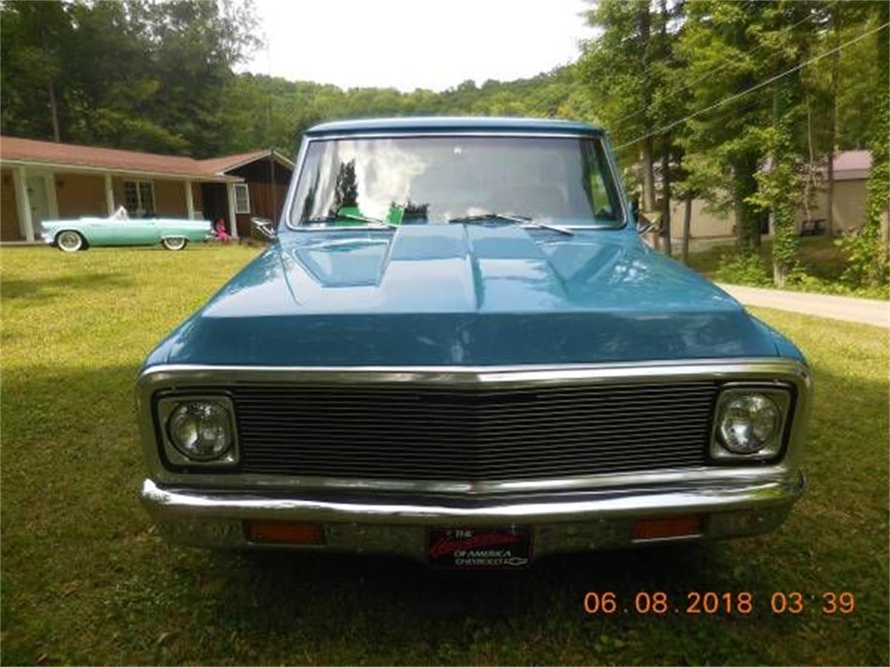 1972 Chevrolet C10 (CC-1126776) for sale in Cadillac, Michigan