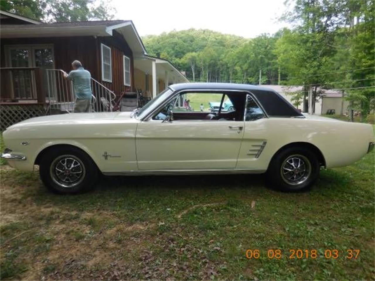 1966 Ford Mustang (CC-1126777) for sale in Cadillac, Michigan