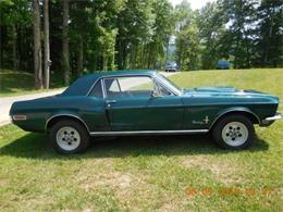 1968 Ford Mustang (CC-1126779) for sale in Cadillac, Michigan