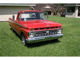 1966 Ford F100 (CC-1120678) for sale in Cadillac, Michigan
