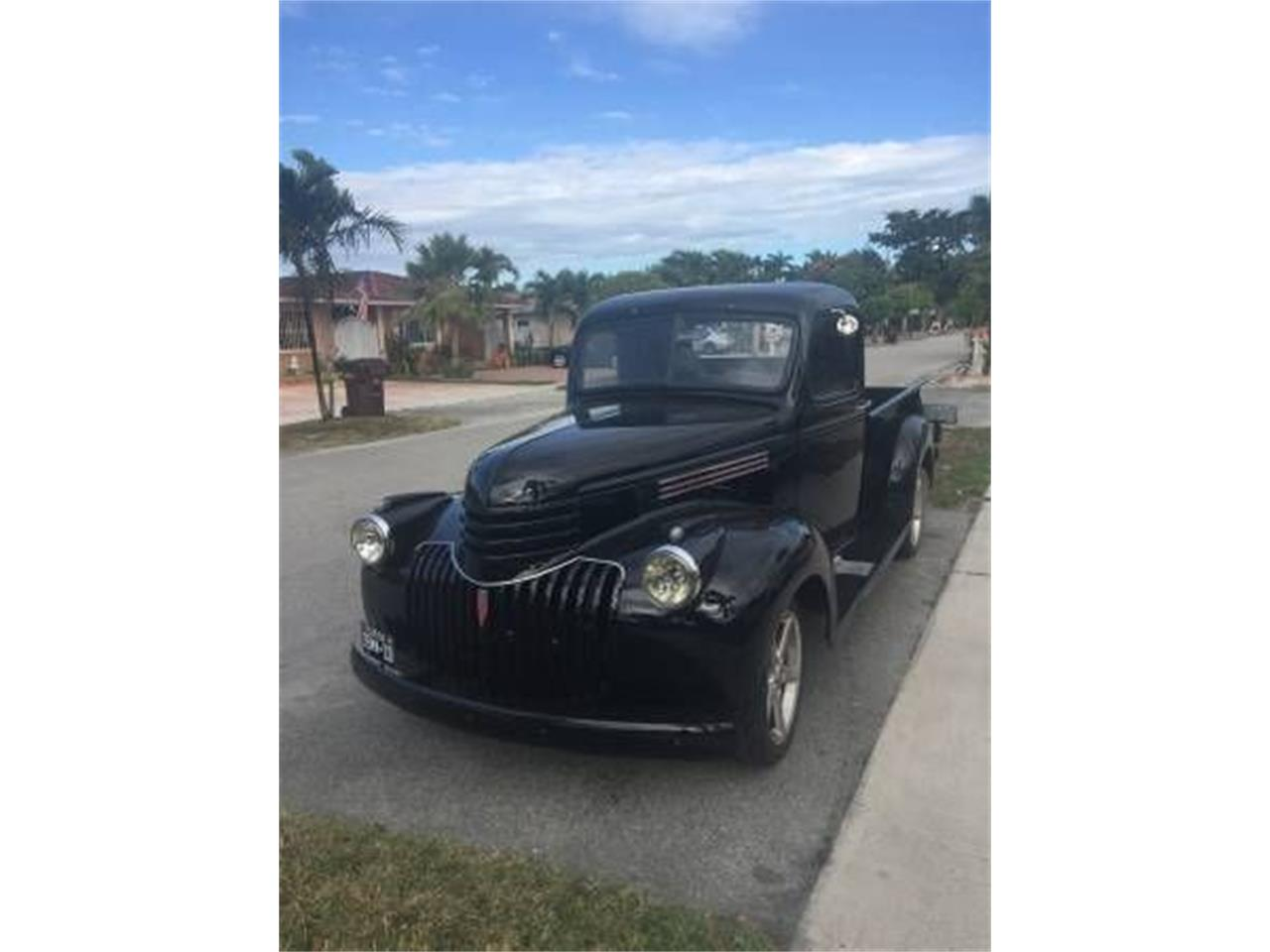 1946 Chevrolet Pickup (CC-1126795) for sale in Cadillac, Michigan