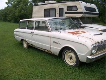 1962 Ford Falcon (CC-1126808) for sale in Cadillac, Michigan
