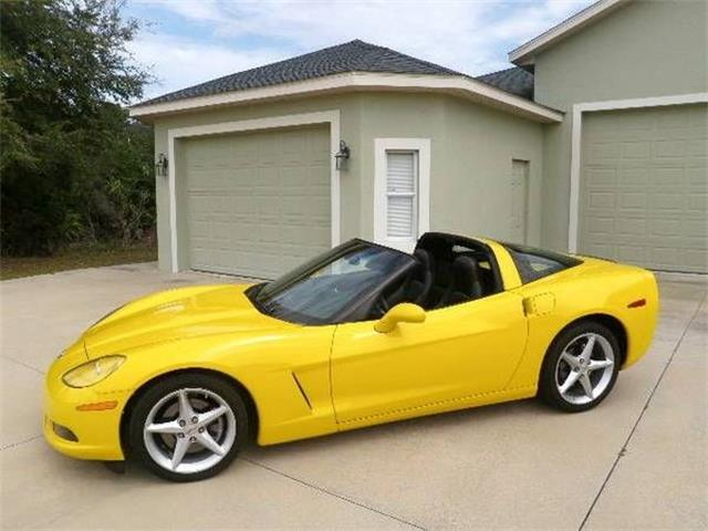 2011 Chevrolet Corvette (CC-1126822) for sale in Cadillac, Michigan