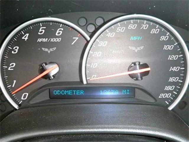 2011 Chevrolet Corvette (CC-1126822) for sale in Cadillac, Michigan