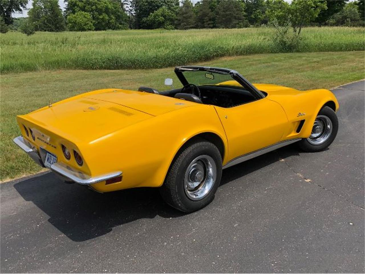 1973 Chevrolet Corvette (CC-1126826) for sale in Cadillac, Michigan