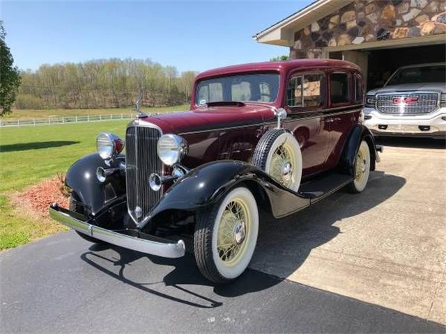 1933 Chevrolet Sedan (CC-1126847) for sale in Cadillac, Michigan