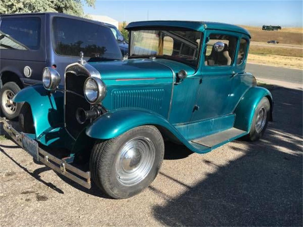 1931 Ford Coupe (CC-1126861) for sale in Cadillac, Michigan