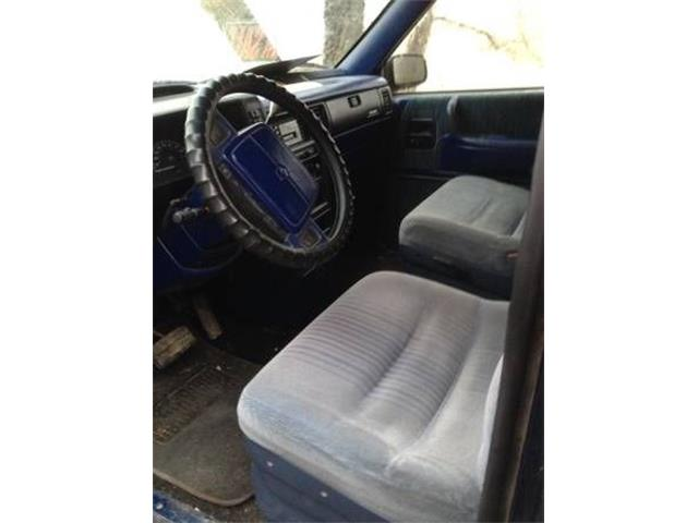 1993 Plymouth Voyager (CC-1126866) for sale in Cadillac, Michigan