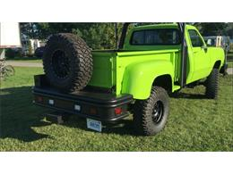 1978 Dodge Power Wagon (CC-1126871) for sale in Cadillac, Michigan