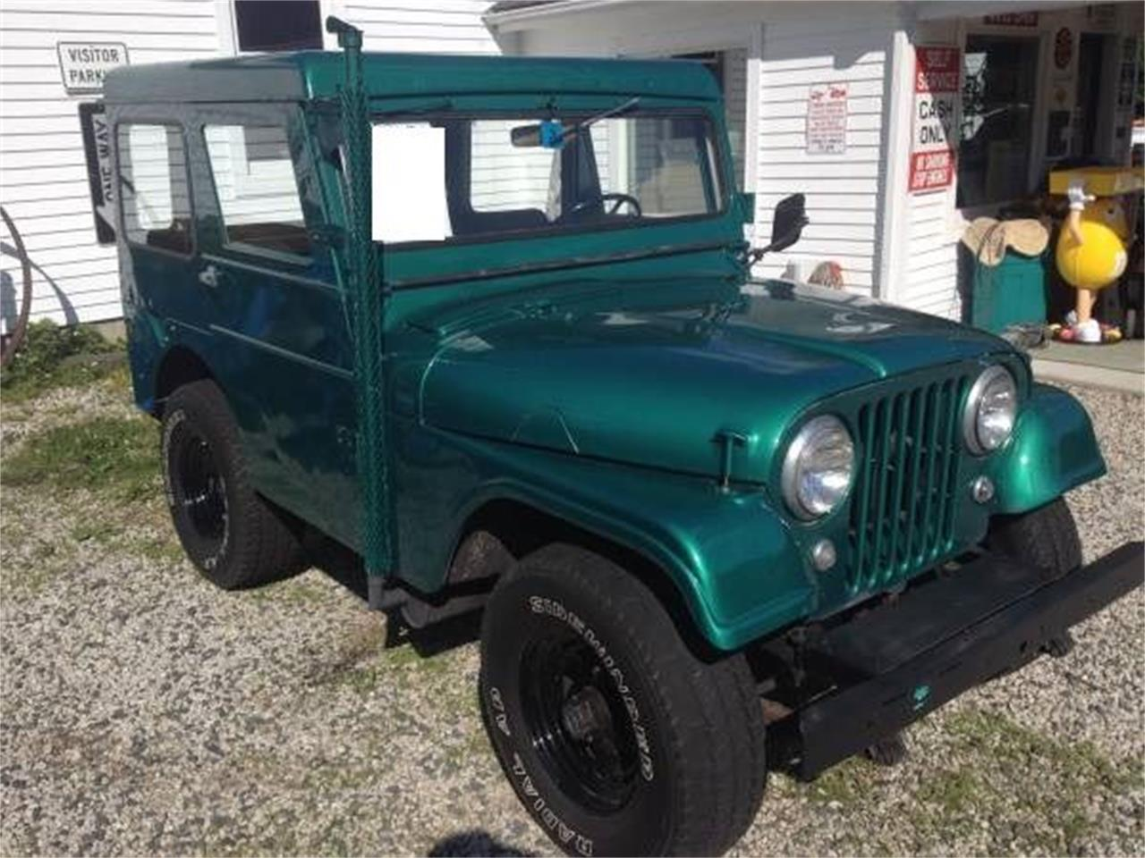 1962 Jeep CJ7 (CC-1120688) for sale in Cadillac, Michigan