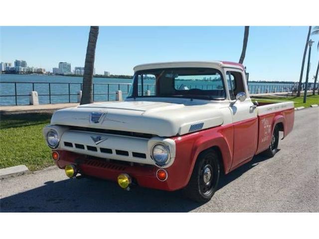 1957 Ford F100 (CC-1126882) for sale in Cadillac, Michigan