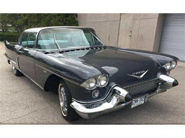 1957 Cadillac Eldorado (CC-1126893) for sale in Cadillac, Michigan