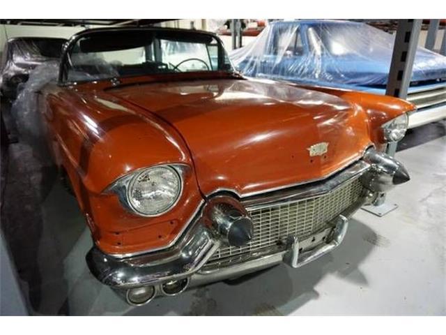 1957 Cadillac Eldorado (CC-1126895) for sale in Cadillac, Michigan