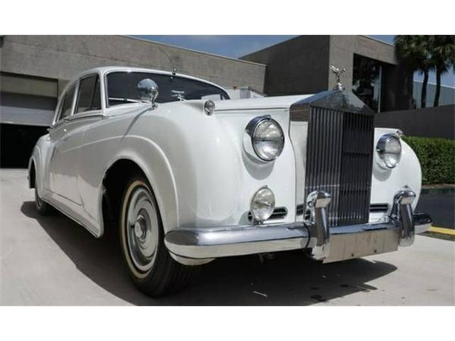 1957 Rolls-Royce Silver Cloud (CC-1126897) for sale in Cadillac, Michigan