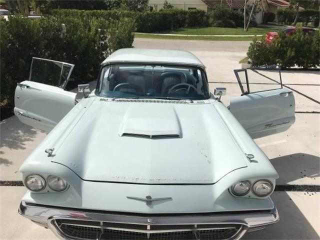 1960 Ford Thunderbird (CC-1126903) for sale in Cadillac, Michigan