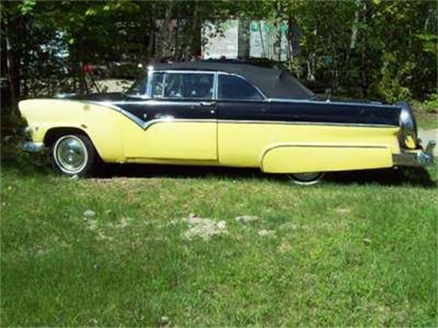 1955 Ford Fairlane (CC-1126910) for sale in Cadillac, Michigan