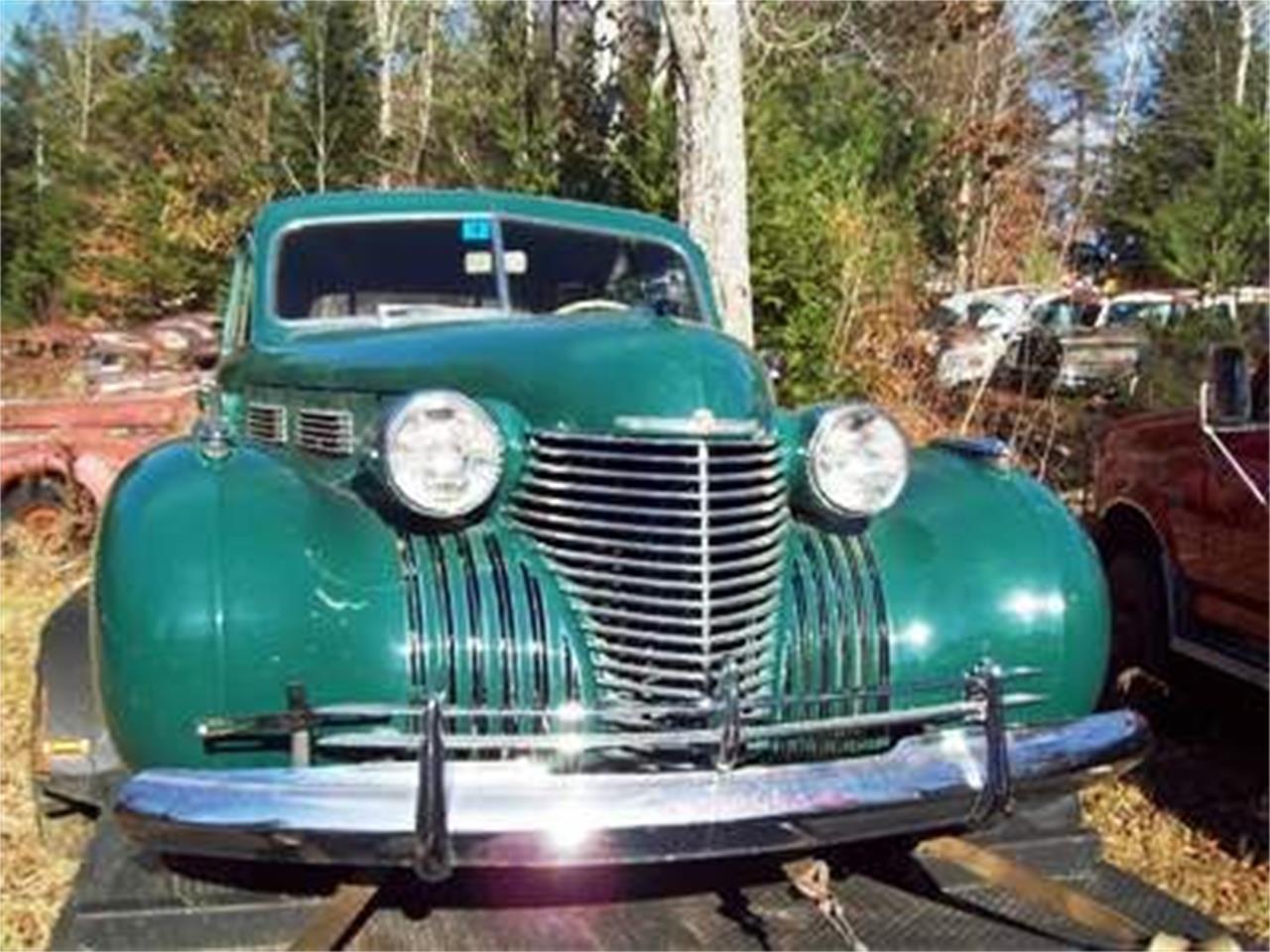 1940 Cadillac Series 60 (CC-1126912) for sale in Cadillac, Michigan