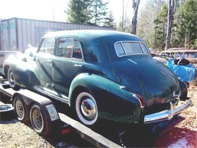 1940 Cadillac Series 60 (CC-1126912) for sale in Cadillac, Michigan