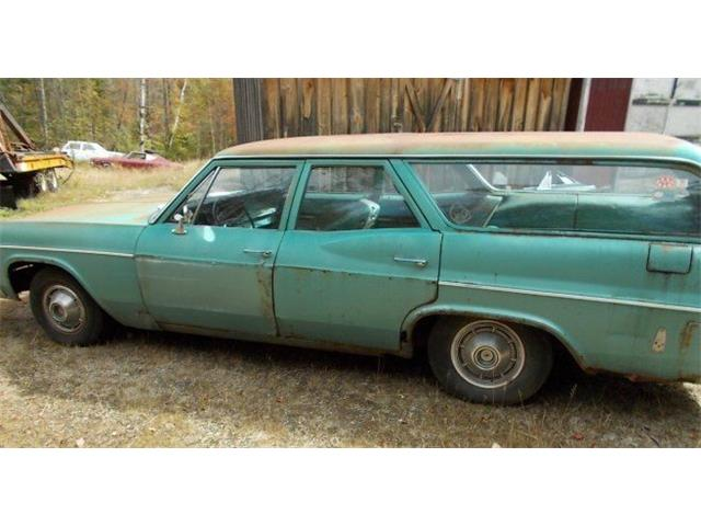 1966 Chevrolet Bel Air (CC-1126913) for sale in Cadillac, Michigan