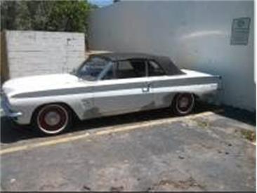 1962 Pontiac Tempest (CC-1126922) for sale in Cadillac, Michigan