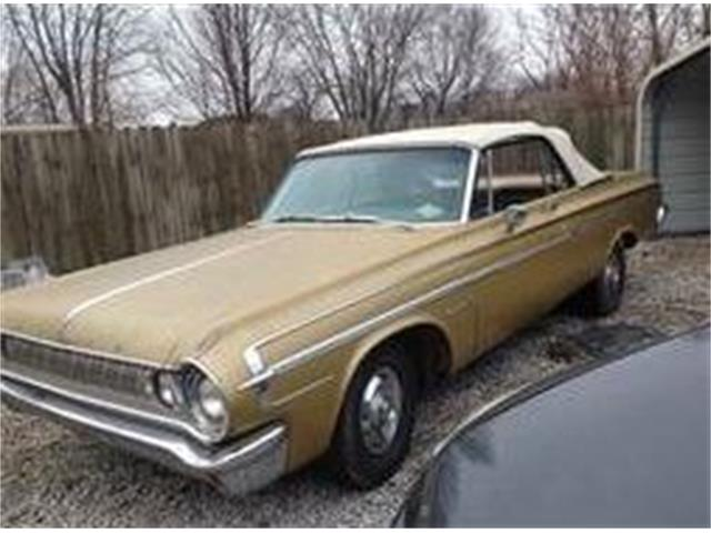 1964 Dodge Polara (CC-1126934) for sale in Cadillac, Michigan