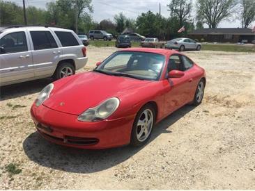 1999 Porsche 911 (CC-1126953) for sale in Cadillac, Michigan