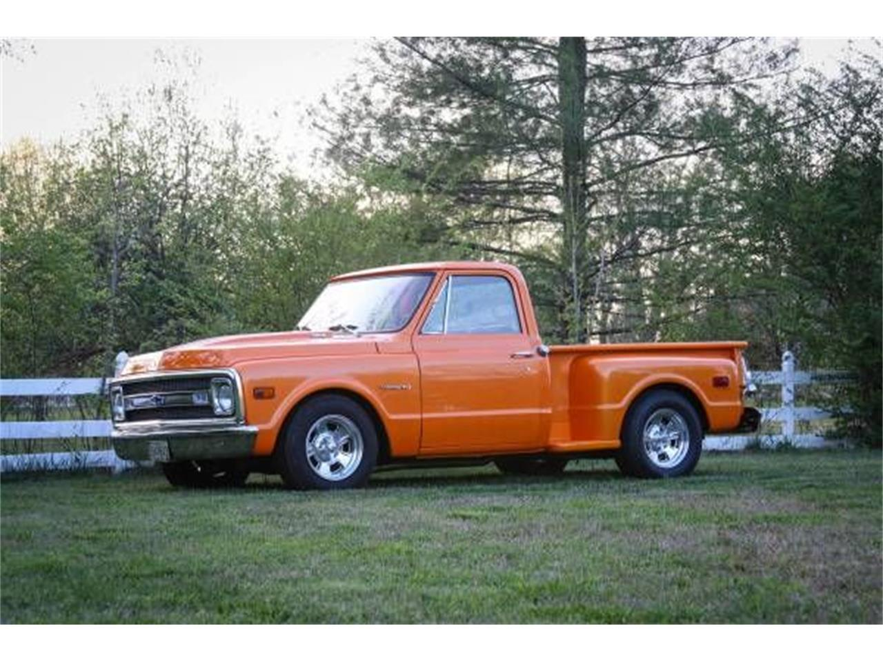 1969 Chevrolet C10 (CC-1126960) for sale in Cadillac, Michigan