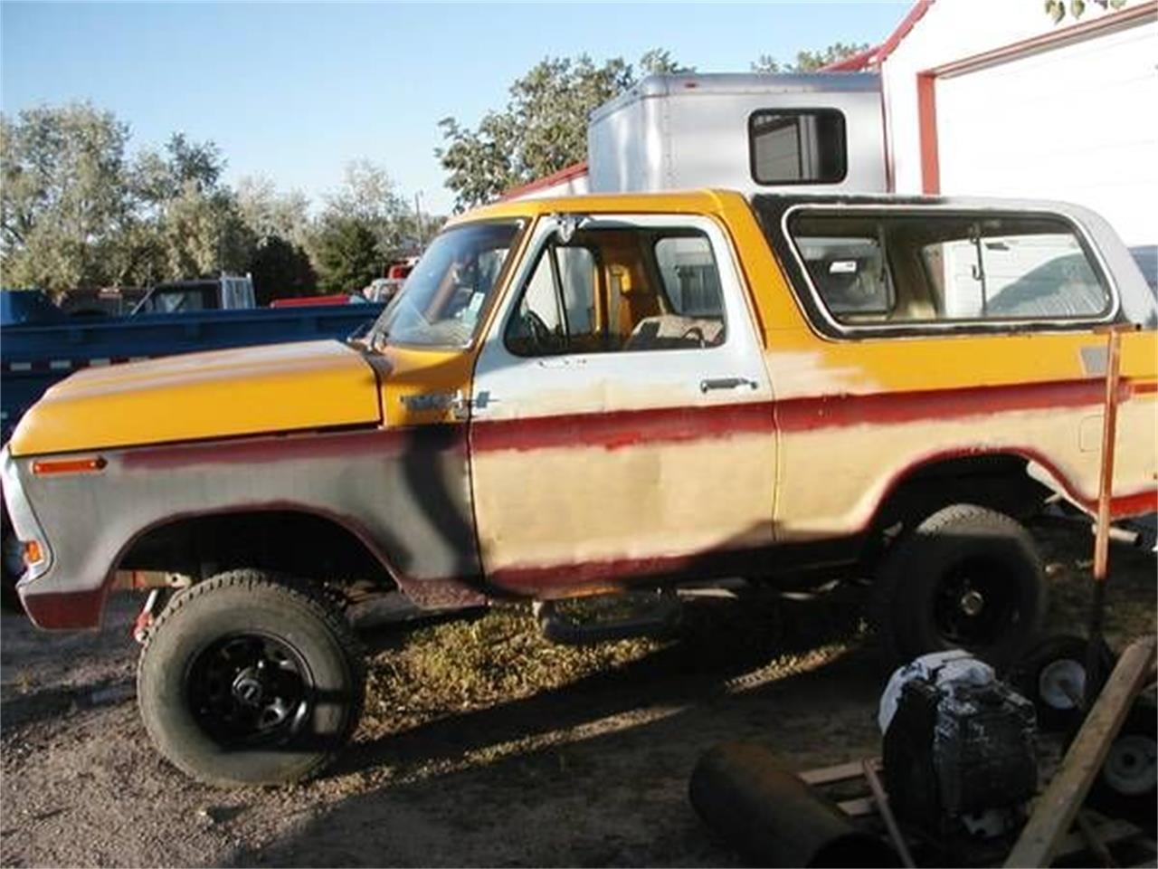 1978 Ford Bronco (CC-1126978) for sale in Cadillac, Michigan