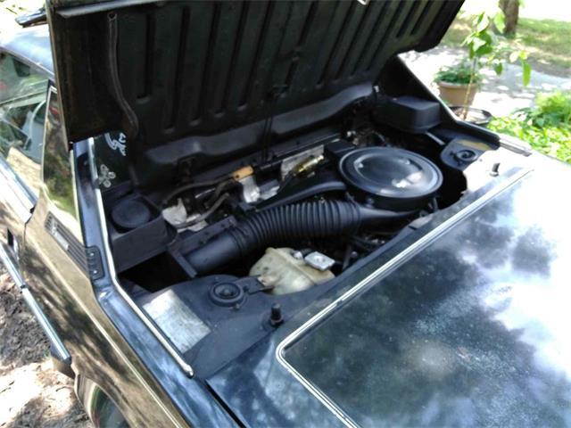1980 Fiat X1/9 (CC-1126991) for sale in Cadillac, Michigan