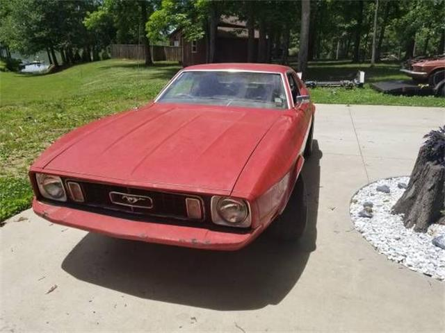 1973 Ford Mustang (CC-1126999) for sale in Cadillac, Michigan