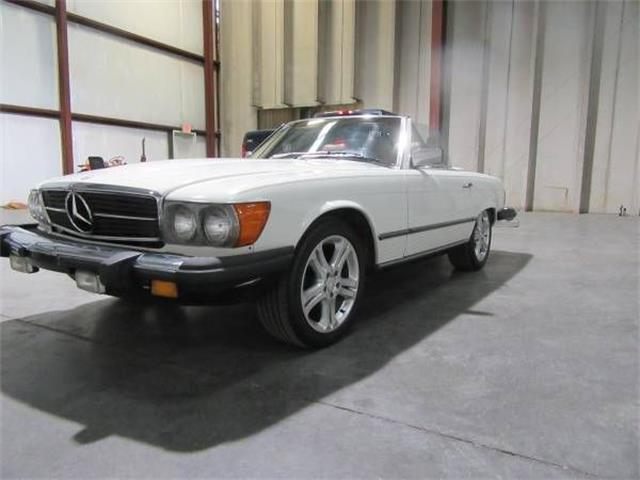 1983 Mercedes-Benz 380SL (CC-1127000) for sale in Cadillac, Michigan