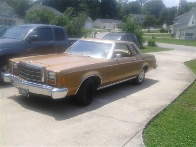 1979 Ford Granada (CC-1127003) for sale in Cadillac, Michigan