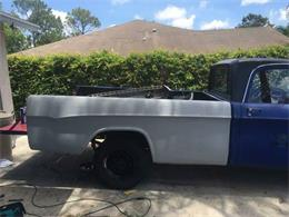 1967 Dodge D200 (CC-1120701) for sale in Cadillac, Michigan