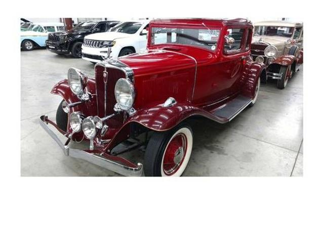 1932 Studebaker Dictator (CC-1127014) for sale in Cadillac, Michigan