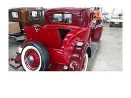 1932 Studebaker Dictator (CC-1127014) for sale in Cadillac, Michigan