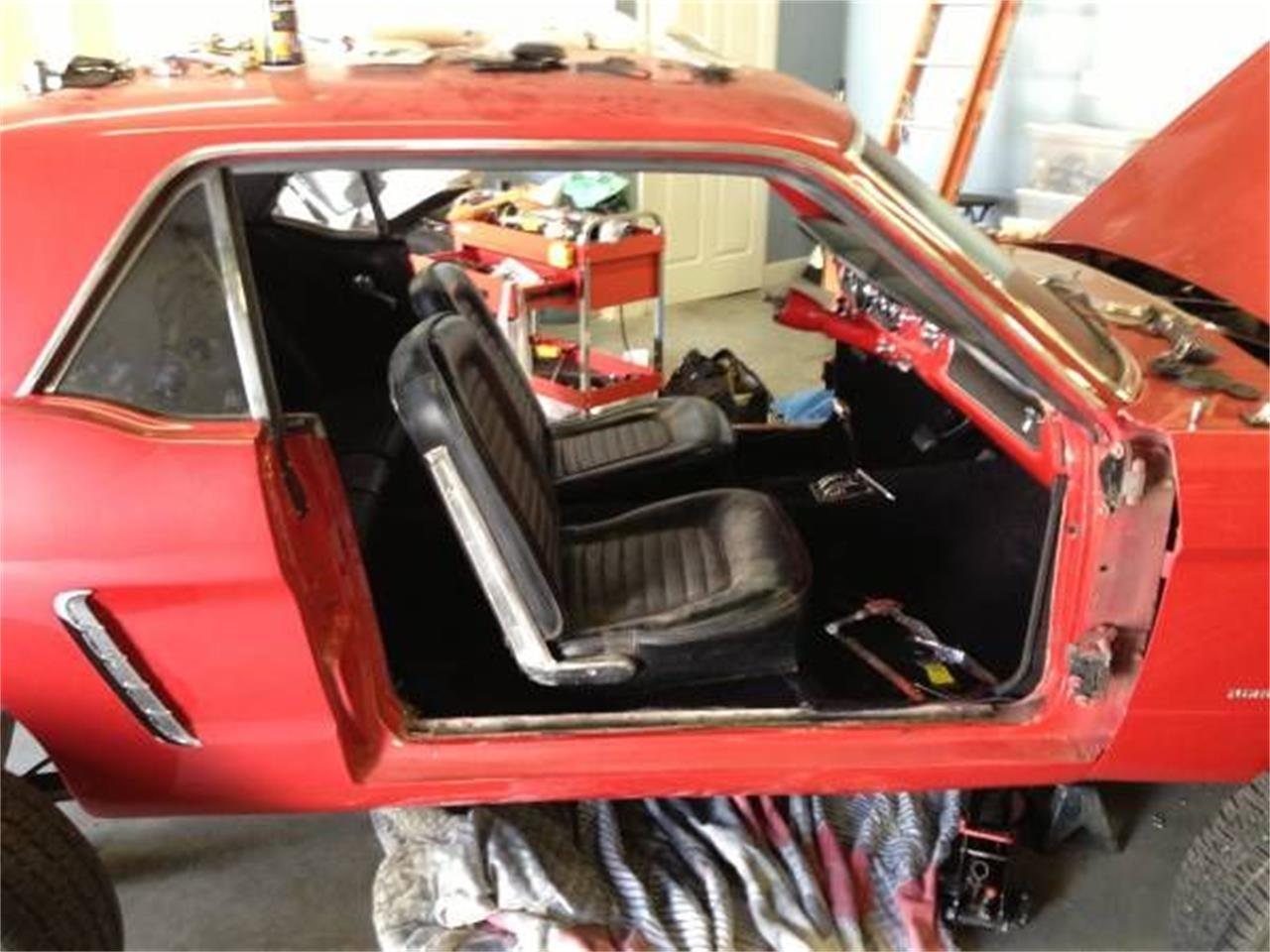 1966 Ford Mustang (CC-1127083) for sale in Cadillac, Michigan