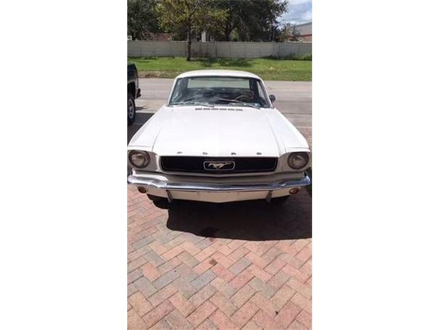 1966 Ford Mustang (CC-1127087) for sale in Cadillac, Michigan