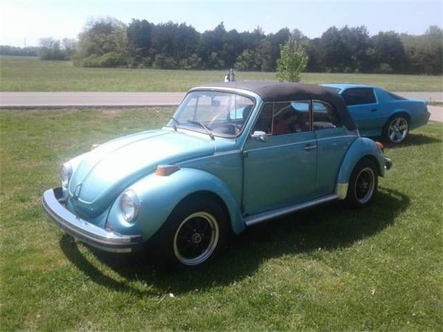 1979 Volkswagen Beetle (CC-1127132) for sale in Cadillac, Michigan